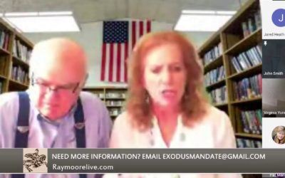 Awakening with Gail Moore | Ray Moore Live | 8.21.18