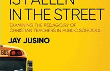 Truth Has Fallen in the Street with Jay Jusino