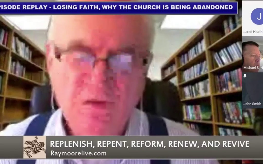 Is the American Church Dying? | Ray Moore LIVE | 4.23.2019