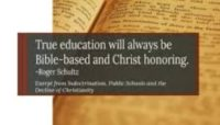 The Importance of Christian Education – Ray Moore Live – May 14, 2019