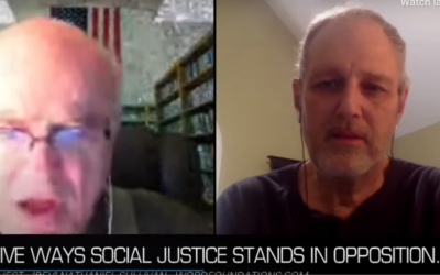 Social Justice in Opposition to Biblical Justice | Ray Moore LIVE | 11.19.2019