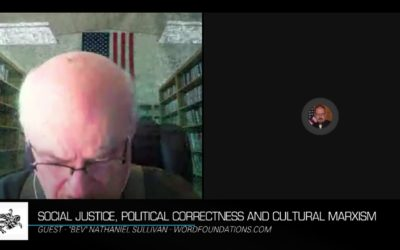 "Ray Moore with Guest ""Bev"" Nathaniel Sullivan on Social Justice 