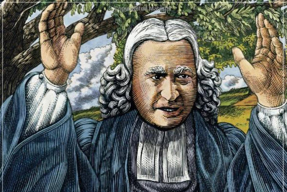 The Evangelistic Zeal of George Whitefield | Ray Moore Live | 12-10-19