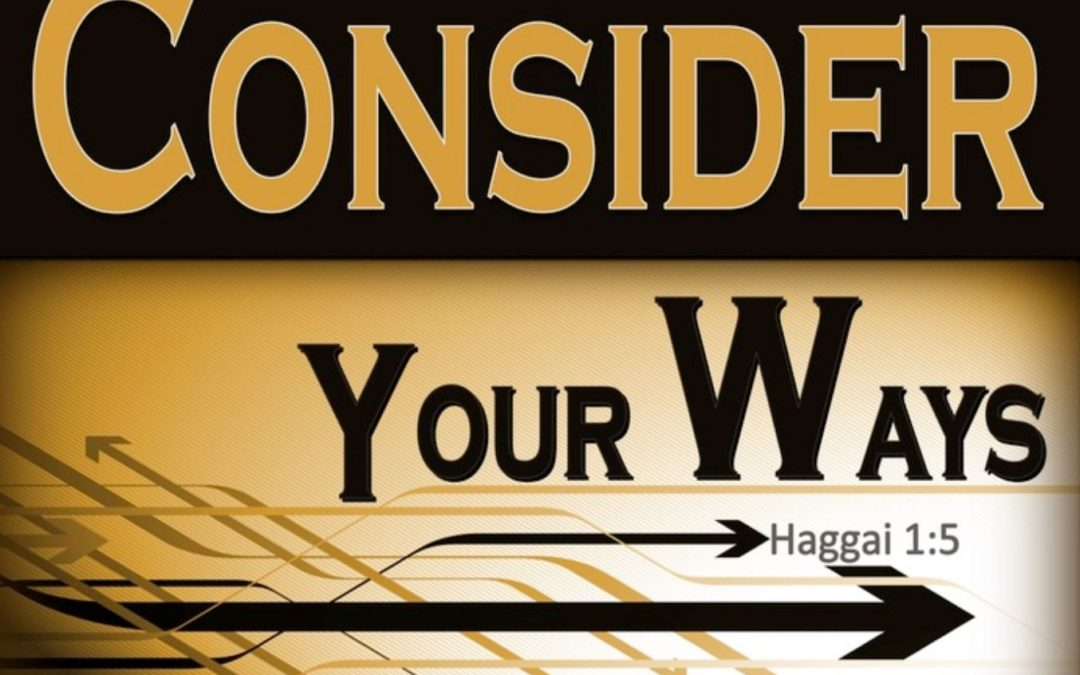 Haggai – Reform & Rebuild | Ray Moore Live | 1.14.20
