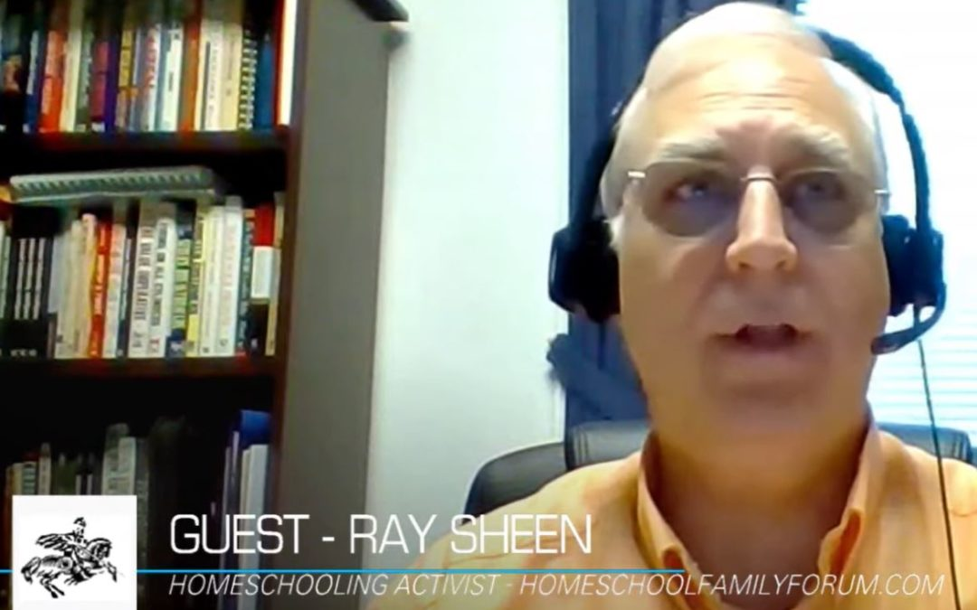Tactics and Projects for Homeschoolers with Raymond Sheen
